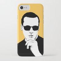 mad men iPhone & iPod Cases featuring Mad Men by Jeroen van de Ruit