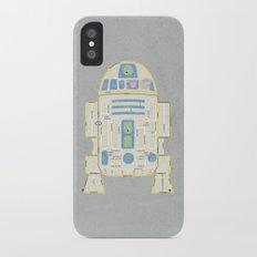 R2Detour Slim Case iPhone X