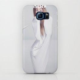 Wind tenderness iPhone Case