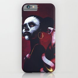 Kobra Goddess iPhone Case