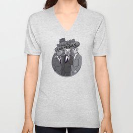 Rat Pack Unisex V-Neck