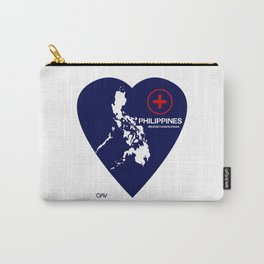 Philippine Support Carry-All Pouch