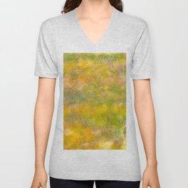 Wind Painting Unisex V-Neck