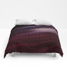 Storm in Red Comforters