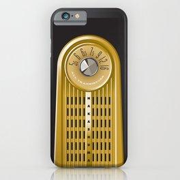 The Nakashuma Mark 4 in Black iPhone Case
