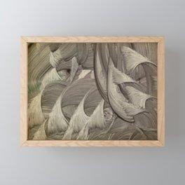 Nine of Cups Framed Mini Art Print