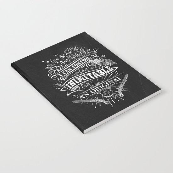 Hamilton - Inimitable Notebook
