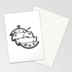 Time Slips Stationery Cards