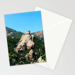 Watercolor Landscape, Lost Creek Wilderness 05, Colorado Stationery Cards
