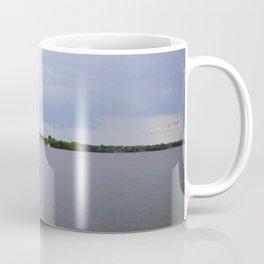 Marina on the Horizon Coffee Mug