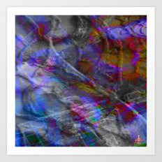 Abstract and Texture Art Print