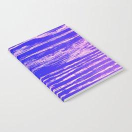 Dawn's First Light Abstract Design Notebook
