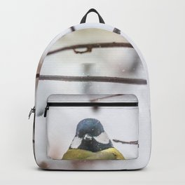 May the Force be with you. Tit Vader Backpack