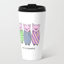 Pigs in Blankets Travel Mug