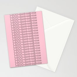 1-800-dont-call-me Stationery Cards