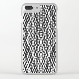 Ambient #22 Clear iPhone Case