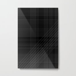 Principles of Geometry Print Inverted Metal Print