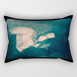 Accidental Beauty Rectangular Pillow