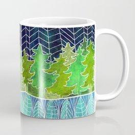 Magical Mountain Forest Coffee Mug