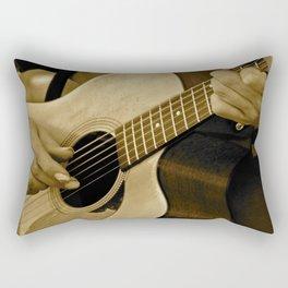 Play On Rectangular Pillow