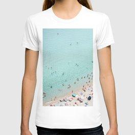 Busy Beach T-shirt