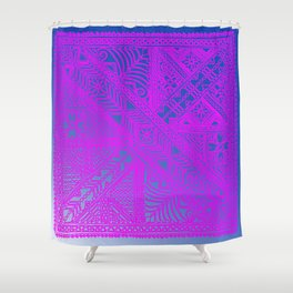 Trip to Morocco Shower Curtain