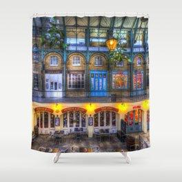 Covent Garden London Shower Curtain