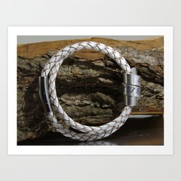 Girl's Personalized Leather Bracelet,Mom Jewelry,Hidden Message,Bracelet for Small Wrists, Art Print
