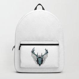 Deer skull Backpack
