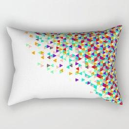 Funfetti 2: Electric Boogaloo Rectangular Pillow