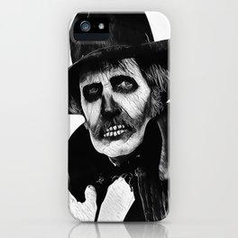 Dr Death iPhone Case