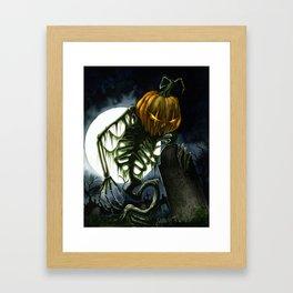 Jack the Reaper Framed Art Print