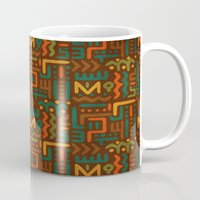 african Mugs featuring African by Arcturus