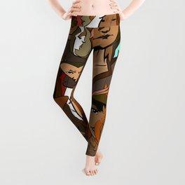 Melt love2 Leggings