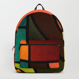 Stained glass Backpack