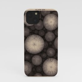 """Solar systems from Thomas Wright's """"An Original Theory or New Hypothesis of the Universe,"""" 1750 iPhone Case"""