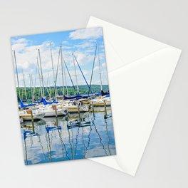 Glen Harbour Marina Stationery Cards