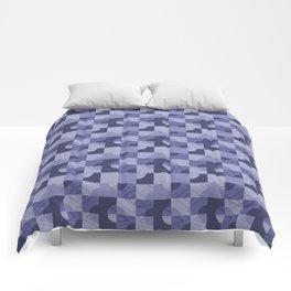 Purple Ninety Comforters