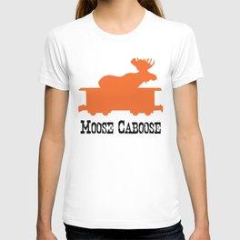 Moose Caboose T-shirt