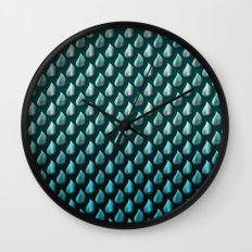 ocean of tears Wall Clock