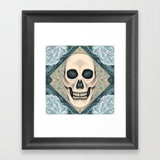 Cranial Couture Framed Art Print