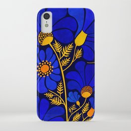 Wildflower Garden iPhone Case