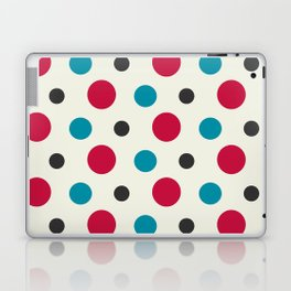 Like a Leaf [spots] Laptop & iPad Skin
