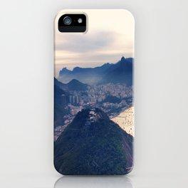Rio Sequence 1/3 iPhone Case