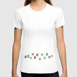 c[_] I love tea c[_] T-shirt
