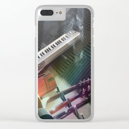 Muse Clear iPhone Case