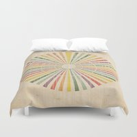 equality Duvet Covers featuring Equality for All by Tammy Kushnir