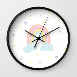 Mawu Wall Clock