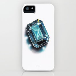 Gemstone  iPhone Case