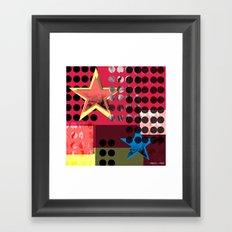 Mixed Feelings by Kimberly J Graphics Framed Art Print
